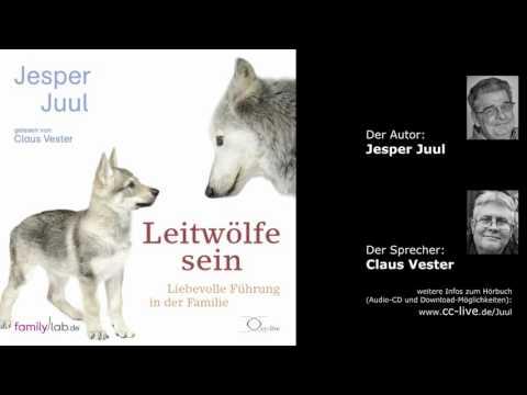 Leitwölfe sein YouTube Hörbuch Trailer auf Deutsch