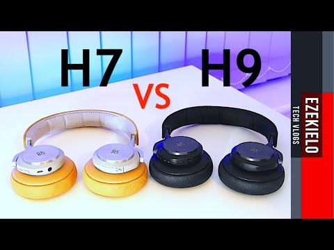 Bang & Olufsen Beoplay H7 vs H9 - Which is Better?