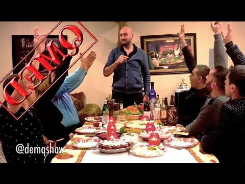American Thanksgiving VS Armenian Thanksgiving (DEMQ SHOW)