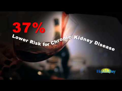 Wine And Your Kidneys