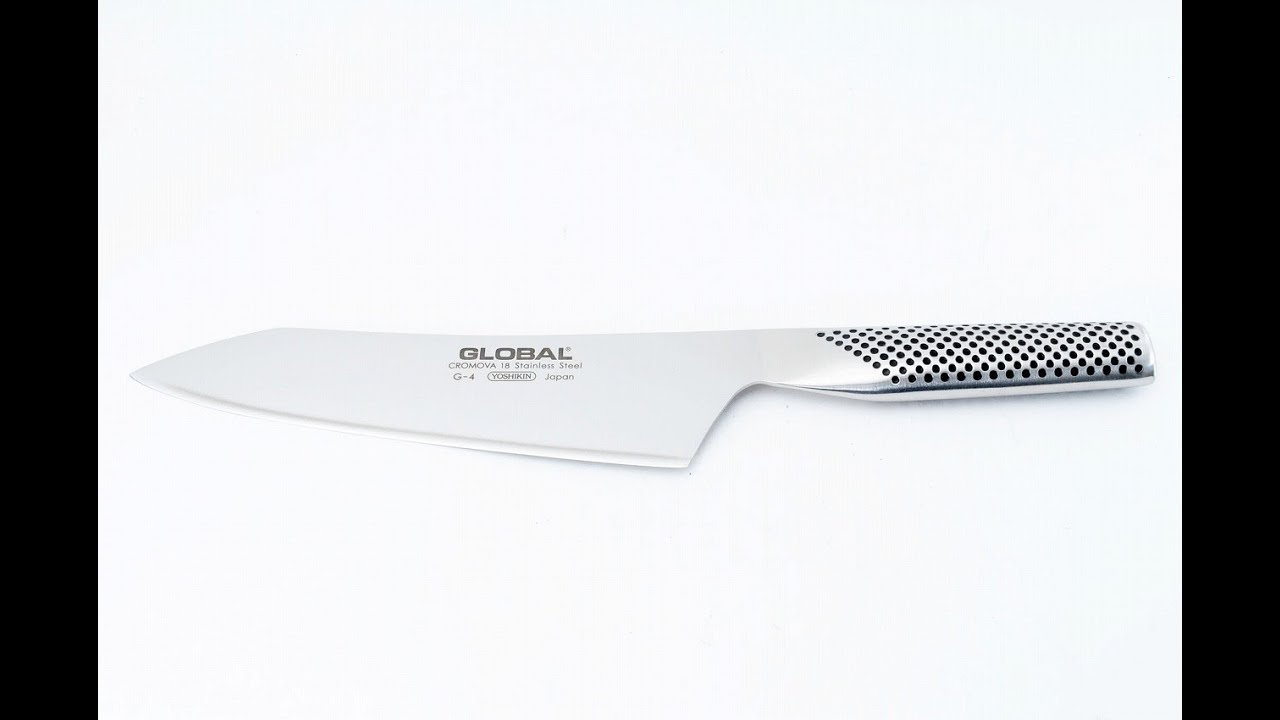 GLOBAL Kitchen Knife 18cm G-4 from Japan 93327