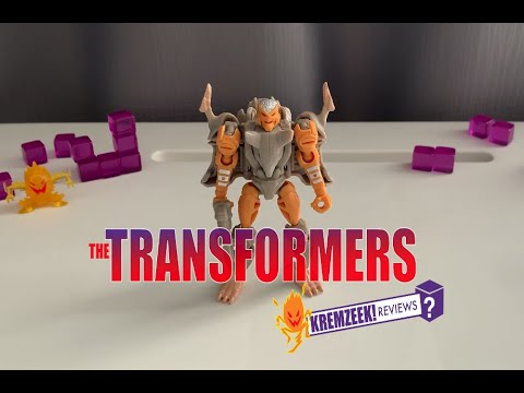 Transformers WFC Kingdom Rattrap Core Class Figure In-Hand Review