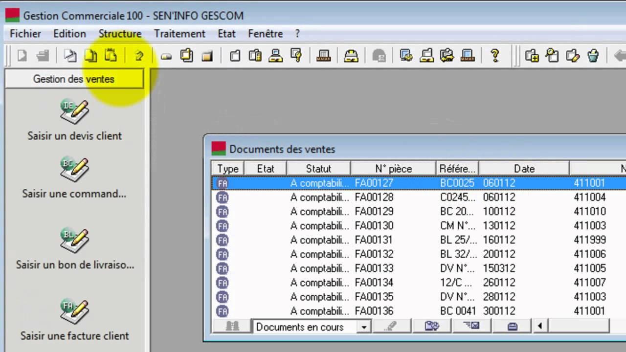 logiciel comptable saari