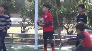 2016/01/09 第三期(第一堂) 假日兒童足球課程