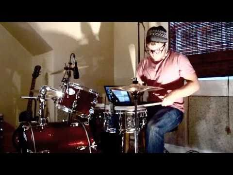 Stay Crunchy- Ronald Jenkees Drum cover