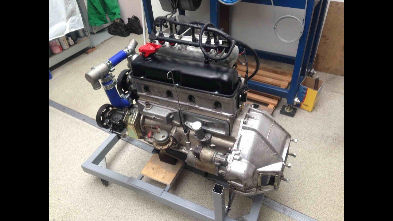 УАЗ двигатель УМЗ 451-Turbo, многоточечный впрыск топлива ...