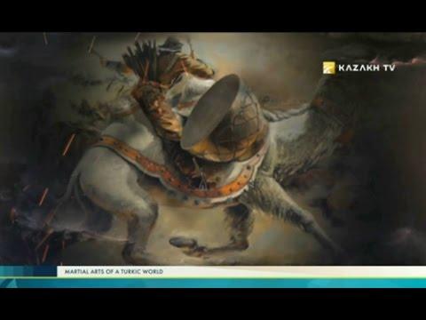 Martial Arts of a Turkic world №10 (06.01.2017) - Kazakh TV