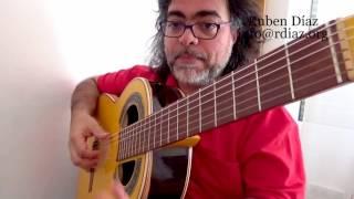 A of the A B C series n.6  What is an Arpeggio...? /Basics for absolute beginners / Ruben Diaz