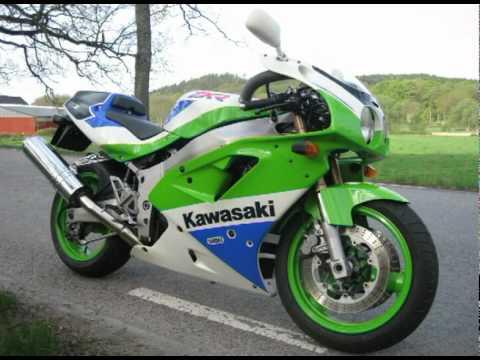 WSBK SBK AMA SUPERBIKE 1988-2002 Kawasaki ZXR750R ...