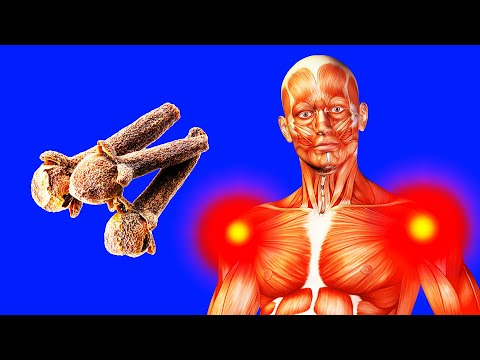 Eat 2 Cloves per Day, See What Will Happen to Your Body