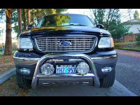 2001 Ford F-150 Lariat 4dr 4X4 1 Onwer Crew Cab for sale in Milwaukie, OR