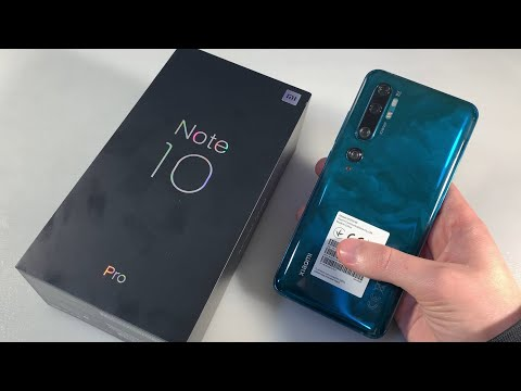 Обзор Xiaomi Mi Note 10 Pro 8/256GB