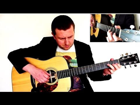 The Funeral March - Classical Guitar Lesson - Chopin - How to Play