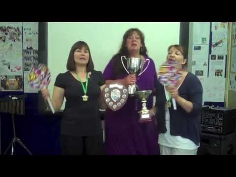 Upper Wharfedale School Leavers staff lip dub video 2013 - Hall of fame