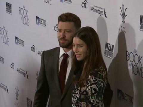 Jessica Biel and Justin Timberlake's 'Book of Love'