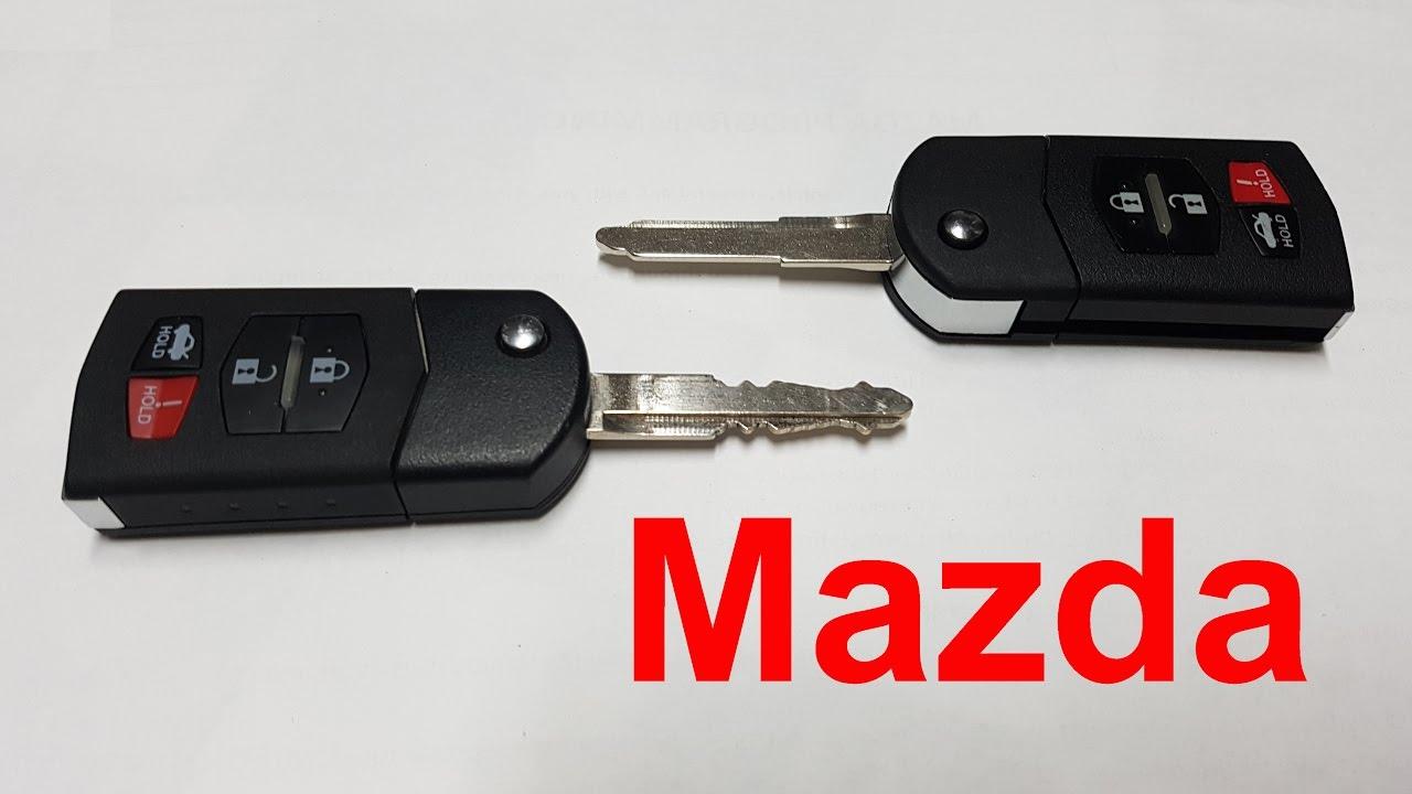mazda key replacement programming youtube rh youtube com Key FOB Ford Key