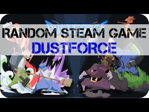 Dustforce: Real Life of a Janitor