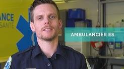 Grégoire - Ambulancier diplômé ES