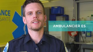 Grégoire - Ambulancier ES