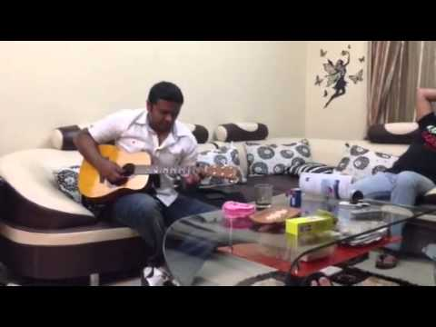 Rohit Menon karnataka classic music on the Guitar