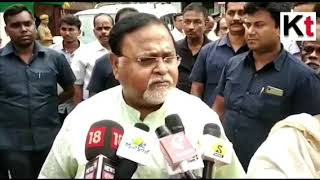 Partha Chatterjee spoke about 21st July rally and the present political scenario in the state