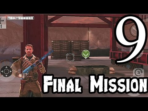 Brothers In Arms 3: Sons Of War Walkthrough Chapter 9 (Final Mission)