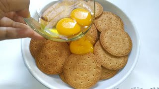 Tidak Perlu Membeli Mahal Diluaran jika kamu Mencampur 3 Butir Telur ke Roti Regal akan Sangat lezat