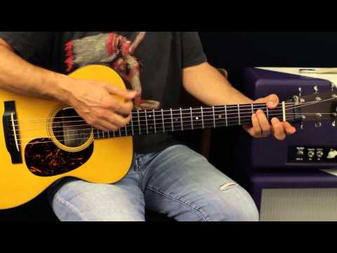 How To Play - Damien Rice - Matt McAndrew - The Blowers Daughter - Acoustic Guitar Lesson