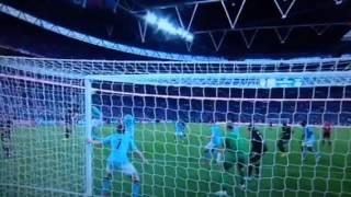 ben watson goal vs man city fa cup final 2013