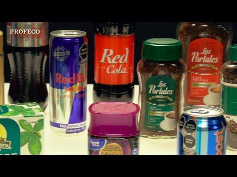 Cafeína En Alimentos Y Bebidas No Alcohólicas | Estudio De Calidad | Profeco