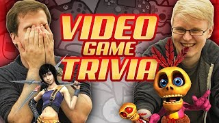 GUESS THAT CLASSIC VIDEO GAME CHARACTER! - Trivia