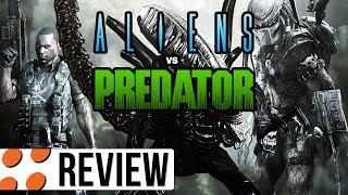 Aliens vs. Predator for PC Video Review