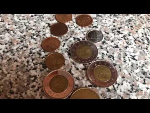 Este es el cambio del dólar canadiense al dólar estadounidense