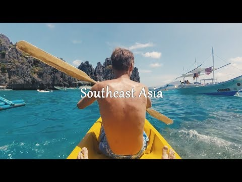 106 Days In Southeast Asia | Backpacking Travel Video