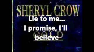 SHERYL CROW - Strong enough (karaoke).wmv