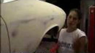 1969 Chevelle SS496 Blog Part 16 - Deadline: SEMA, 2007 V8TV-Video