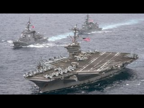 Is the U.S. on the brink of military action in North Korea?