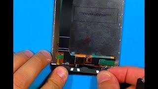 Xiaomi Mi A1 РОЗБИРАННЯ І ЗАМІНА ДИСПЛЕЯ