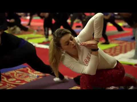 Meditataion and Yoga Classes l Swasthi Yoga Studio Doha