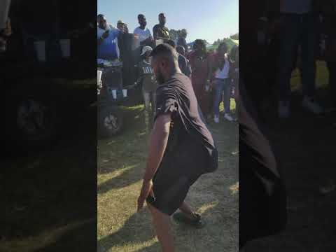 Part 2 Jacksonville  #whooping at Ribault Raines high school Tailgating 2017