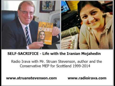 Struan Stevenson's book: Self-Sacrifice- Life with the Iranian Mojahedin