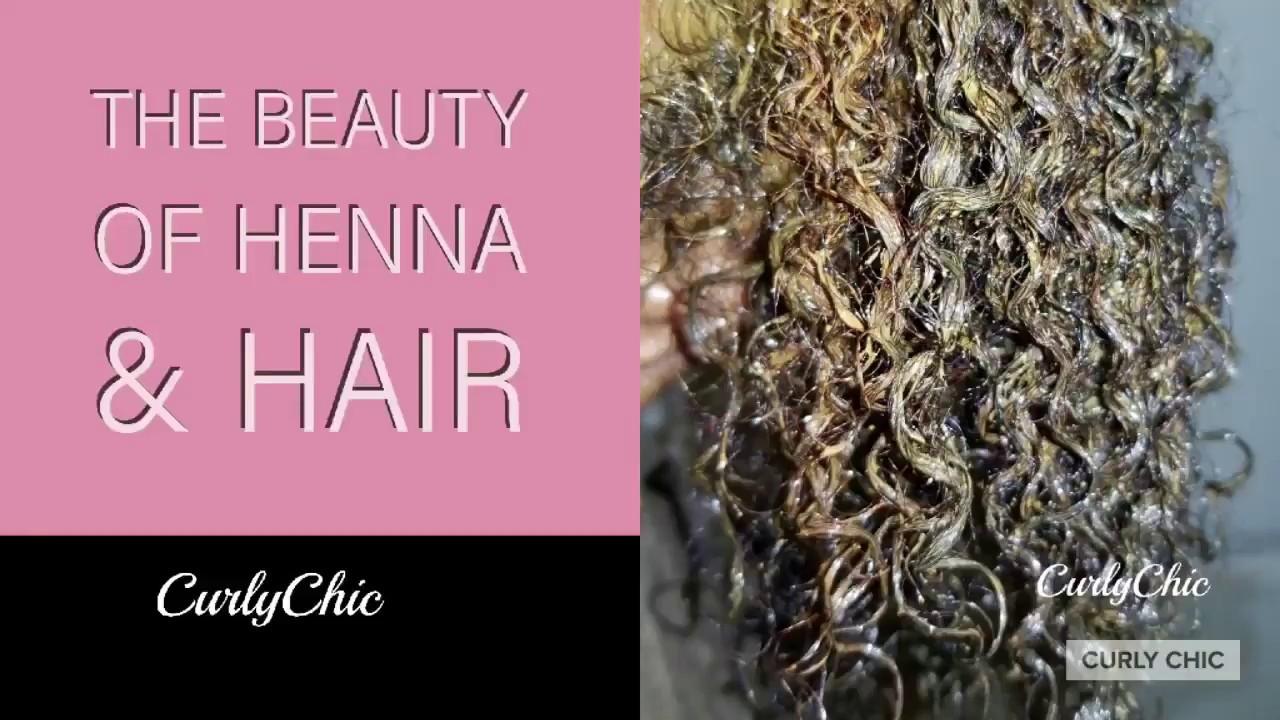 Naturally Curly Com Henna