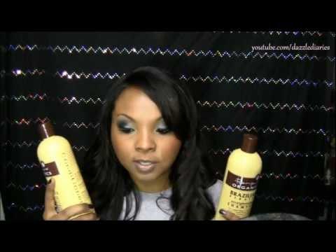 Renpure Organics Brazillian Keratin Shampoo & Conditioner