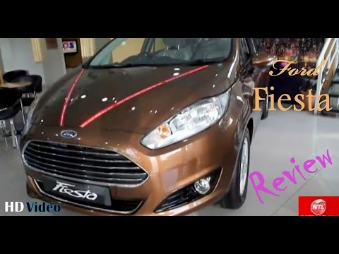 Indian Cars | FORD FIESTA NEW 2017 | Latest Sedan Car Review Hindi