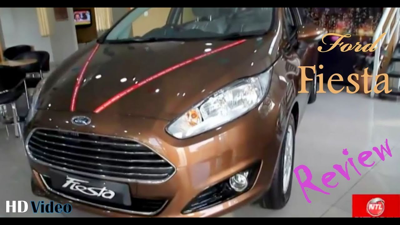 ford fiesta new facelift car review in hindi | indian cars | news