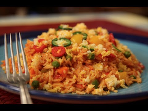 Mexican Vegetable Rice Recipe