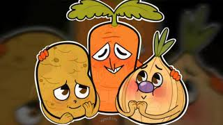 Cuphead the root pack tribute : botanic panic remix