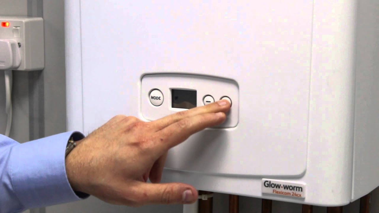 Adjust the Heating & Hot Water of a Glow-worm Boiler - Flexicom ...