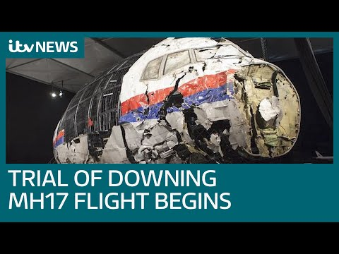 Trial of men accused of downing flight MH17 begins | ITV News