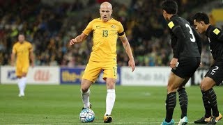 Australia vs Thailand - 2018 World Cup Qualifiers - FULL MATCH